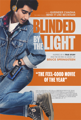 Poster for Blinded By The Light featuring Viveik Kalra.